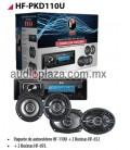 PAQUETE AUTOESTEREO HF AUDIO HF-PKD110U