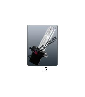 XENON CARBON H7, 8000K, 35 WATTS