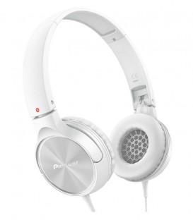 Audífonos Pioneer SE-MJ522-W