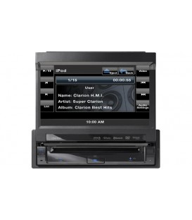Autoestereo Clarion VZ401