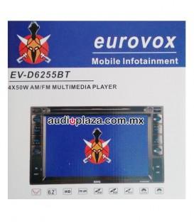 Pantalla Eurovox EV-D6255BT
