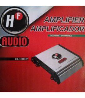 Amplificador HF Audio HF-1000.2