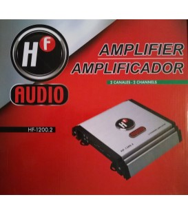 Amplificador HF Audio HF-1200.2