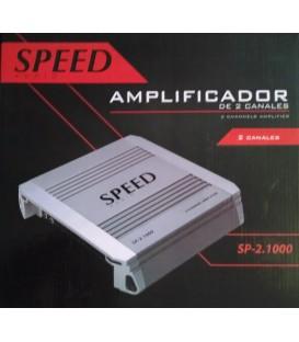 Amplificador Speed SP-2.1000