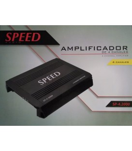 Amplificador Speed SP-4.2000