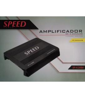 Amplificador Speed SP-4.2000