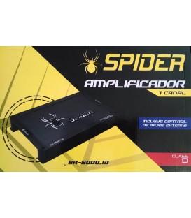 Amplificador Spider SR-5000.1D