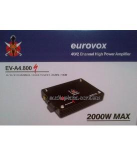 Amplificador Eurovox EV-A4800